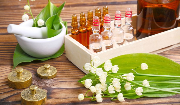 Naturopathy stems from folk medicine and limits the invasiveness of diseases