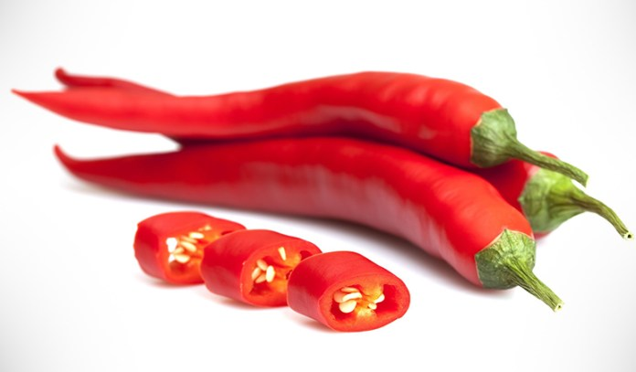 Capsaicin which gives peppers their hotness, is very effective for clearing out mucus