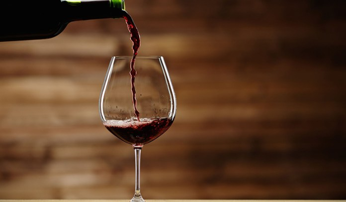 A glass of red wine reduces mortality.