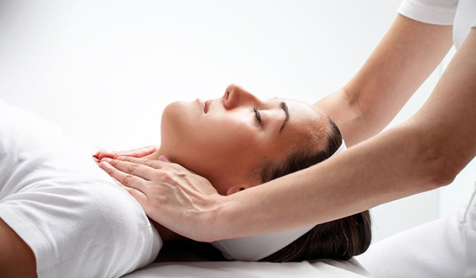 A reiki session is the best for managing stress, anxiety, and sadness