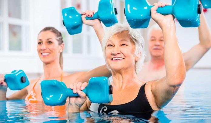 Aquatic Exercises Are Good For Rheumatoid Arthritis