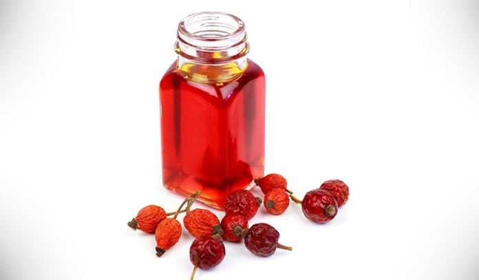 Rosehip oil is excellent to heal scars