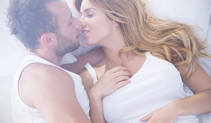 Sleep sex is arousal during deep sleep