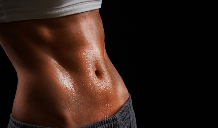 Sweating aids the lymph system by getting rid of toxins.