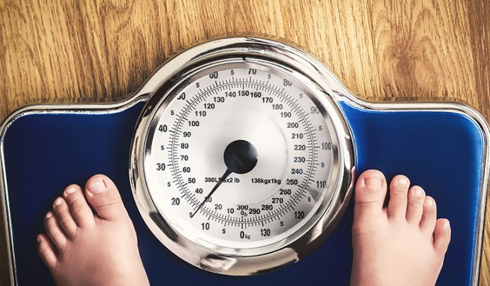 Sudden weight loss or increased appetite can be due to diabetes