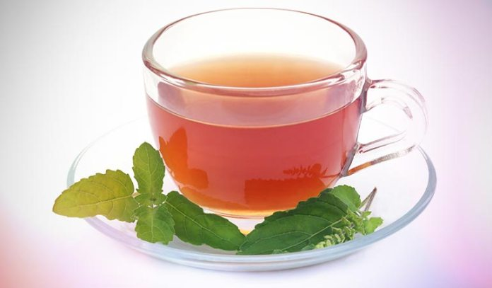 (Basil tea treats an upset stomach, abdominal gas, and stomach spasms.)