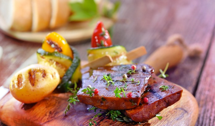 Seitan, tofu and tempeh work very well in meat-based dishes