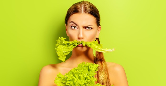 A vegetarian diet should be planned well to make it healthy