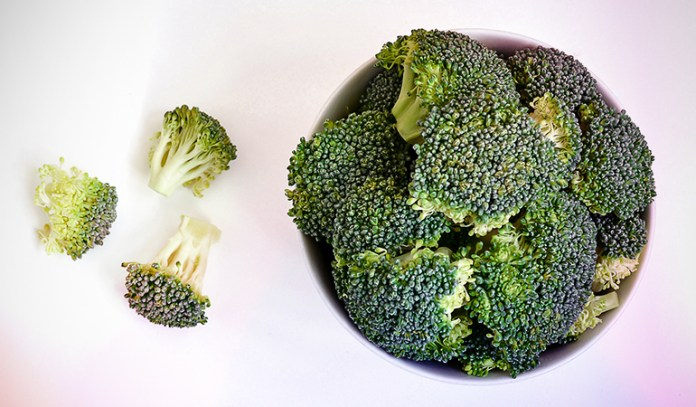 Broccoli sprouts contains cancer-fighting compounds