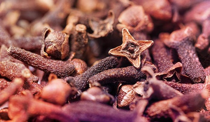 Cloves have anti-inflammatory and antioxidant properties, which help control blood glucose levels)