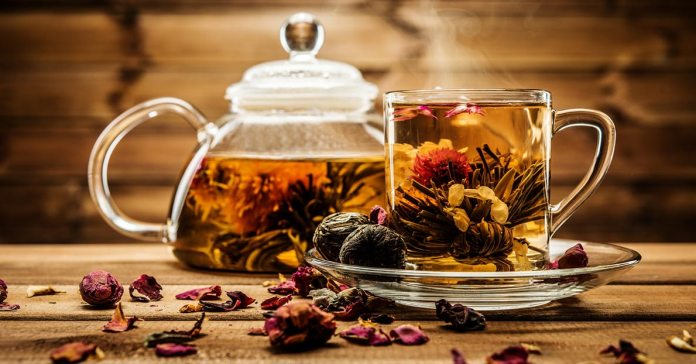Certain herbal teas can settle the stomach effectively.