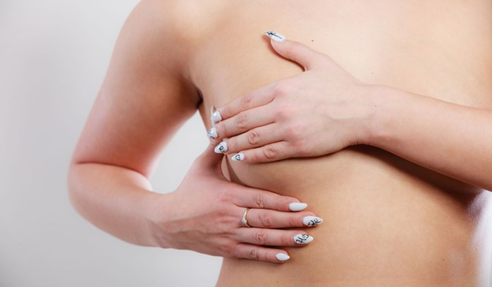 Most lumps on the breasts are non-cancerous lesions