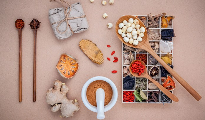 Chinese herbal supplements and corn silk are good for OAB