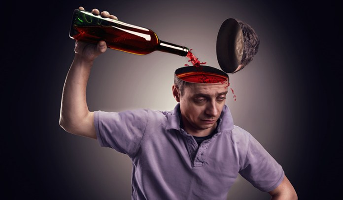 Memory loss is associated with alcohol abuse
