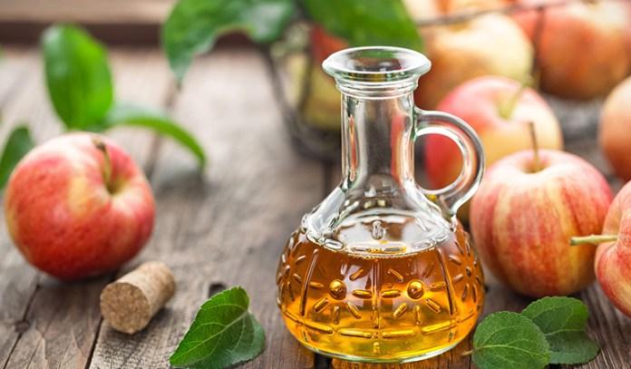 apple cider vinegar cleanse for oily skin
