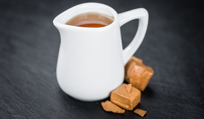 Avoid using flavored syrups to make your coffee healthy