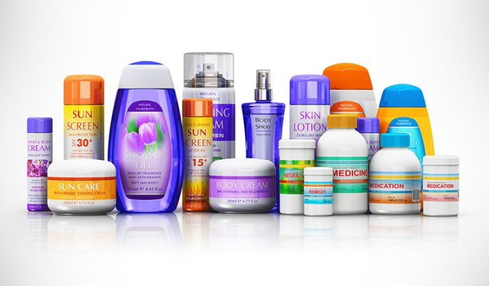 Fragranced beauty and skincare products may cause irritation to your skin