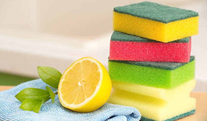 Clean the kitchen equipment as much as possible