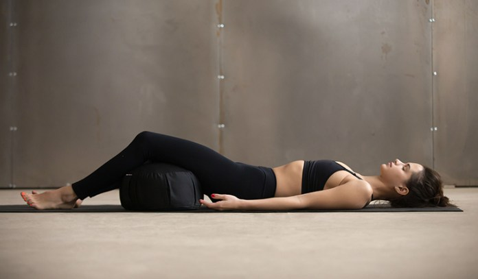 Corpse Pose Can Relieve Stress And Maintain Hormonal Balance