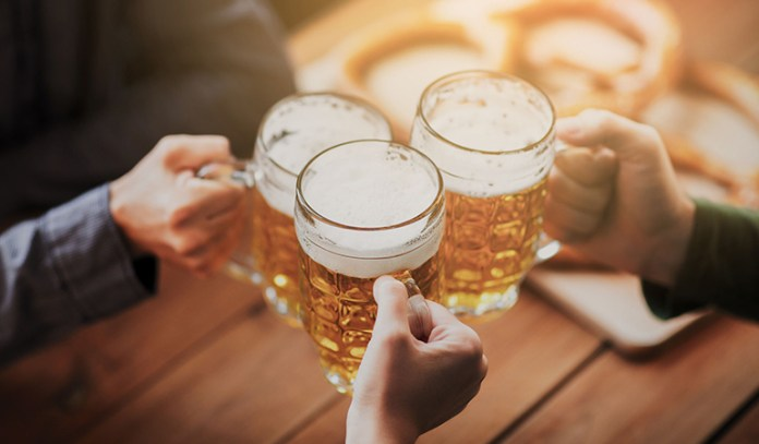 Drinking more than planned is a recipe for disaster