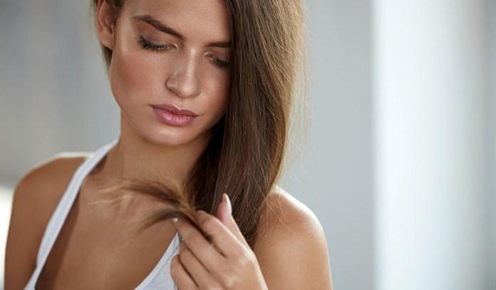 Dry shampoo can strip hair of natural oil