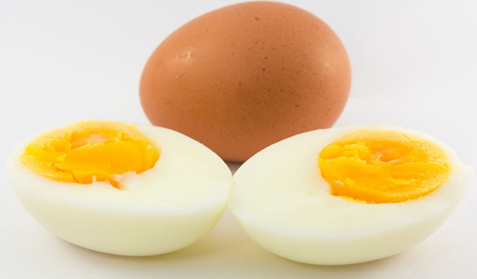 Eggs contain a lot of protein and amino acids