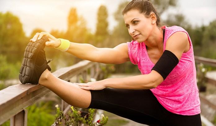 Exercise improves mood.