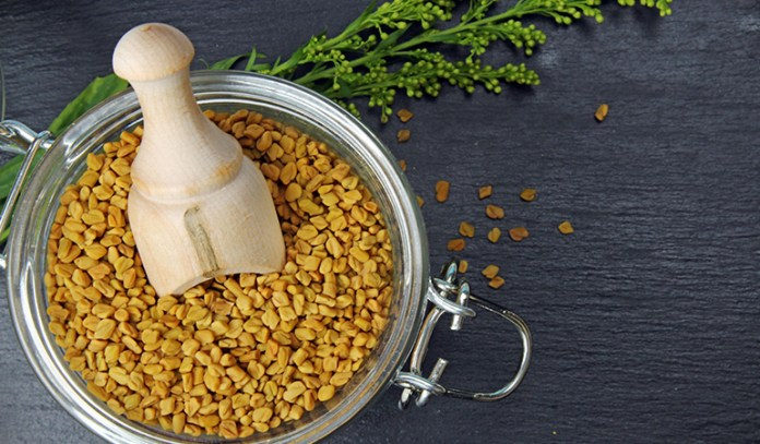Fenugreek seeds have a cooling effect on the body and help reduce inflammation