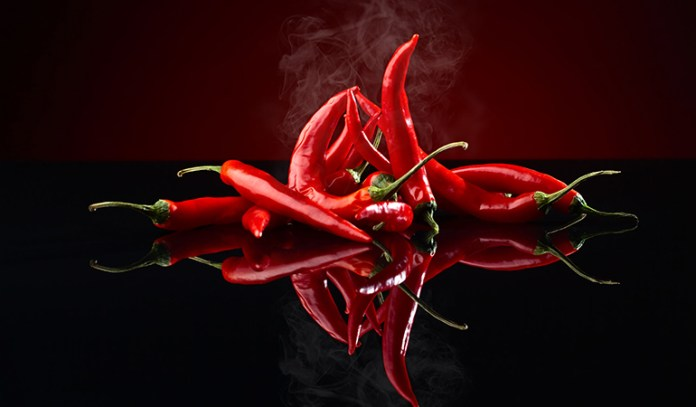 Chili peppers can boost immunity.