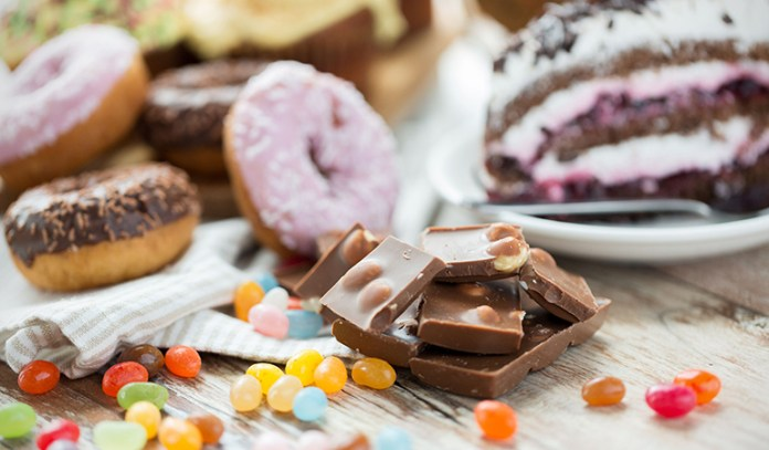 Stay away from sugar which will cause a crash.