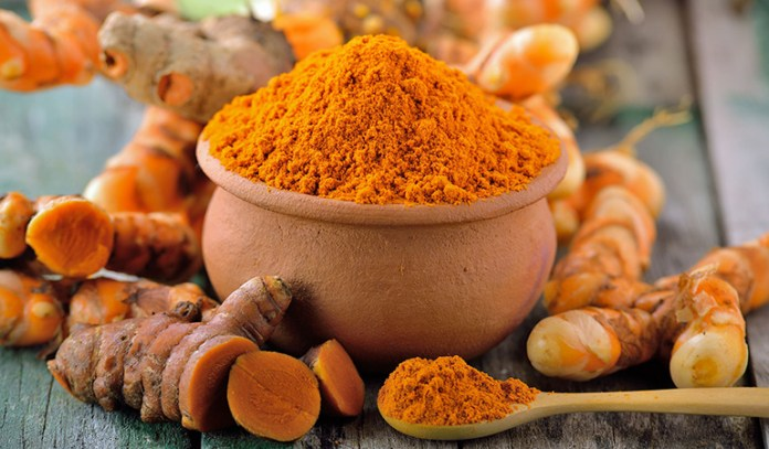Turmeric's most active compound is curcumin