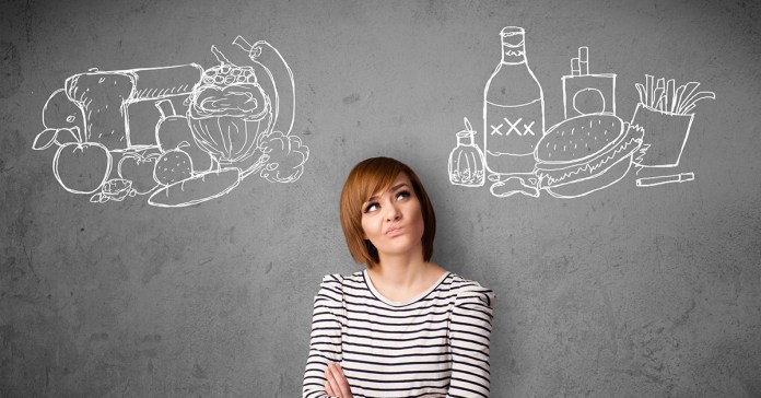 Understanding kilojoules for weight loss.
