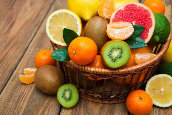 Fruits contain fructose, which is a healthy form of sugar