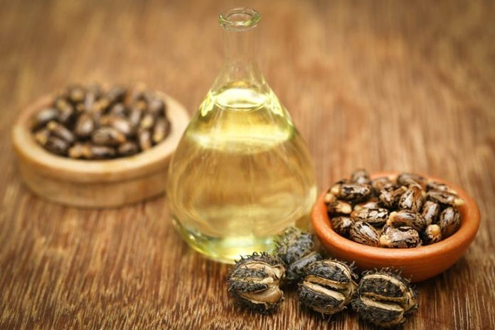 Castor oil reduces the symptoms of throat polyps and improves immunity