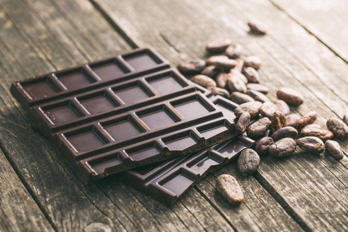 Dark chocolate is a healthy natural sugar option