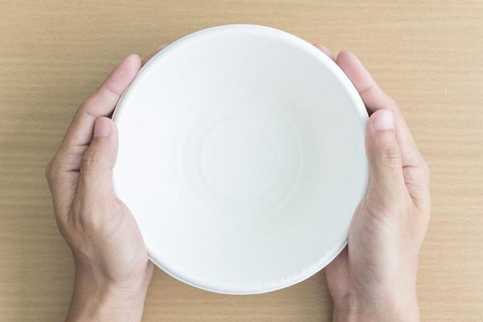 Allows for portion control and makes you eat less