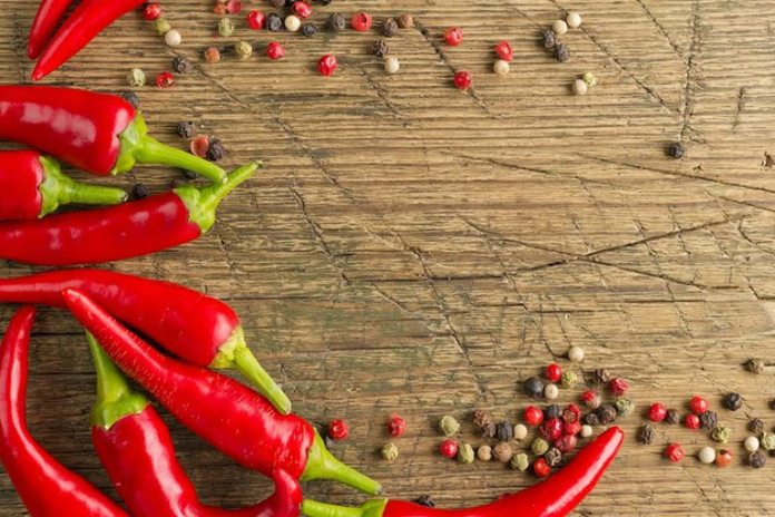 Spicy foods cause anal itching.