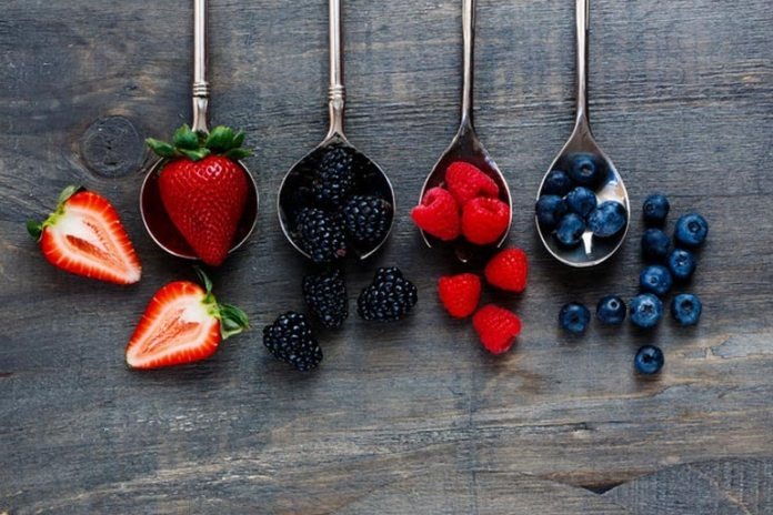 Blueberries And Strawberries Have Anti-Inflammatory Effects