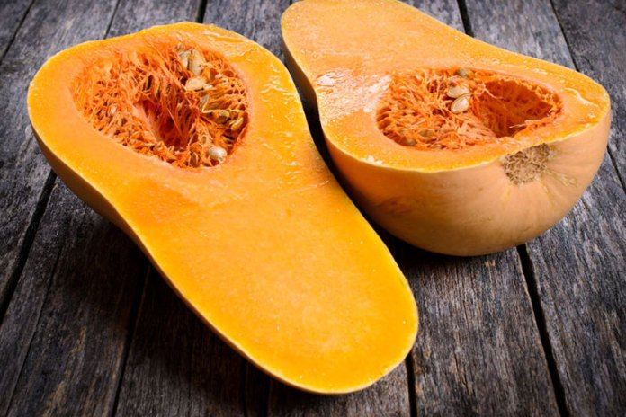 With its abundant water and fiber content, squash works well as a natural laxative
