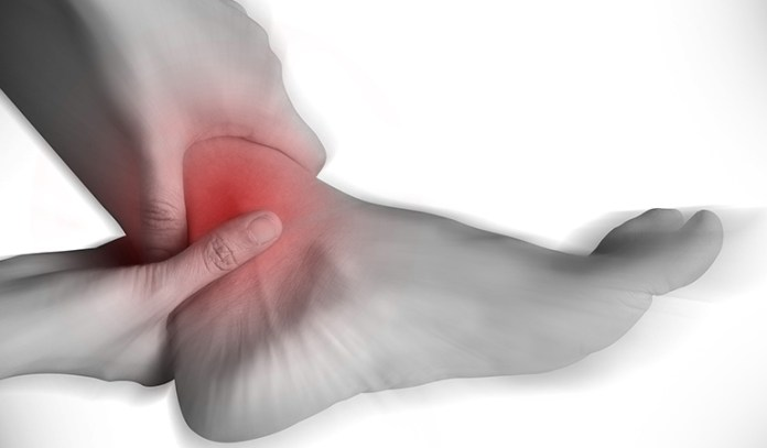 Taking testosterone can result in swelling in the ankles and feet