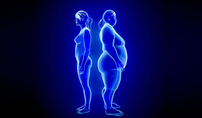 Irregular periods can occur in women who are obese or underweight