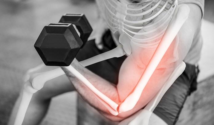 weightlifting for stronger bones