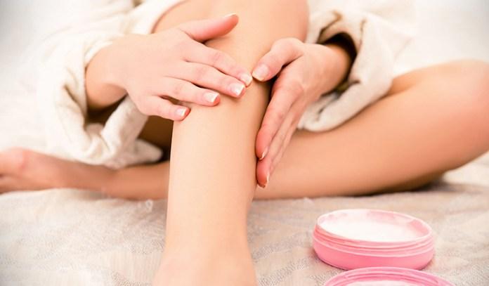 Coconut oil makes a good moisturizer
