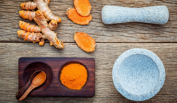 Turmeric is a great treatment for acne.