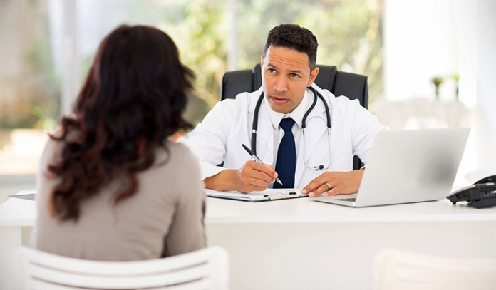 Visit your doctor regularly to rule out medical conditions and stay healthy.
