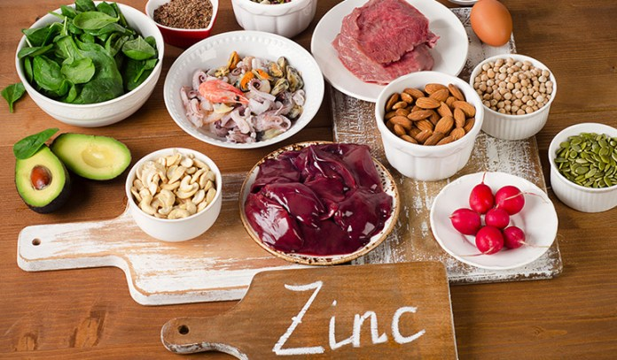 Nutritional deficiency, especially zinc, can play a role in anxiety