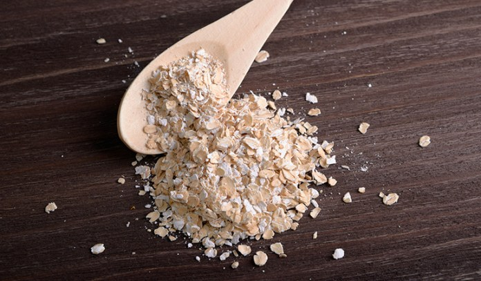 Oats are a great source of complex carbohydrates