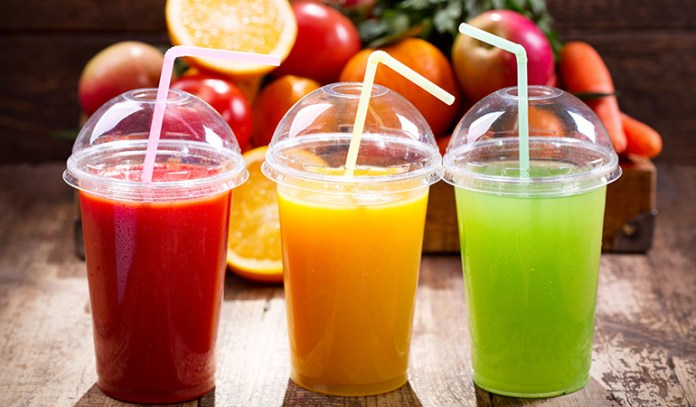 Packaged fruit juice contains excess sugar