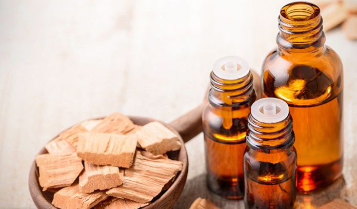 Sandalwood reduces anxiety