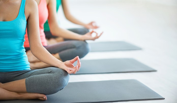 Yoga Practice Can Ease PCOS Symptoms